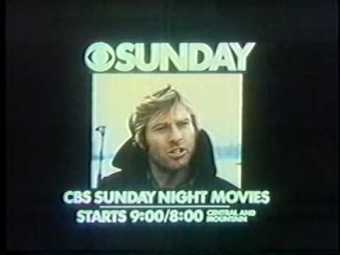 CBS Three Days Of The Condor Promo 1977