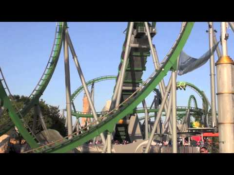 Islands of Adventure Universal Orlando Resort Spring Break 2013 March 29th HD