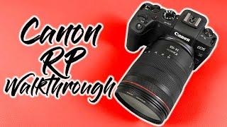 Canon RP Walkthrough