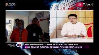 Kubu Jokowi Sempat Dituduh Jadi Penganiaya Ratna Sarumpaet - iNews Sore 08/10