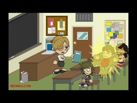 Chiste de pepito en la escuela - Reprobado