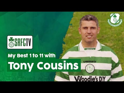 Tony Cousins lists his Best 1 to 11 ever played with