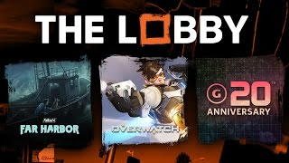 Overwatch, Fallout 4 Far Harbor and GameSpot turns 20! - The Lobby [Full Episode]