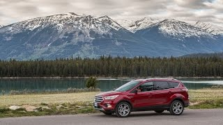 2017 Ford Escape - First Drive Review