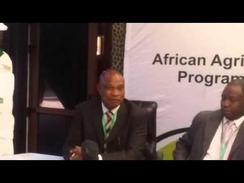 African Development Bank to market Africa development agenda to financiers.