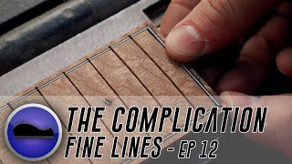 The Complication 12 - the most complex electric guitar ever?