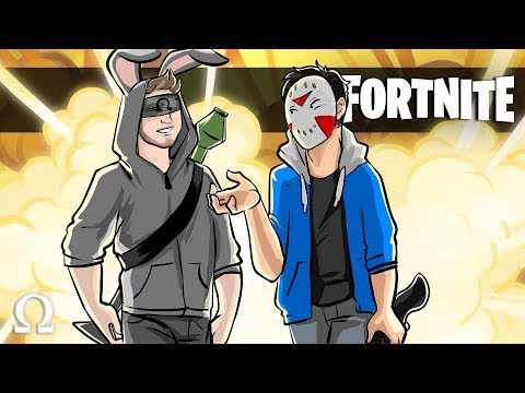 DELIRIOUS DUOS, GRENADES FOR DAYS! | Fortnite #7 Battle Royale Duo Drop Ft. H2O Delirious
