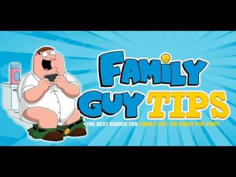 Stuff Guys Say Family Guy The Quest For Stuff
