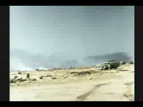 WW II NORTH AFRICA 2 of 3 1942-1943 RARE COLOR FILM Music Videos