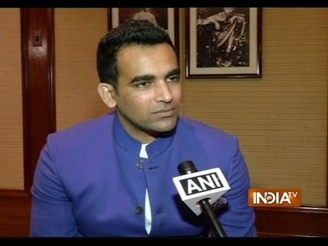 Watch Zaheer Khan Interview after His Retirement from International Cricket - India TV