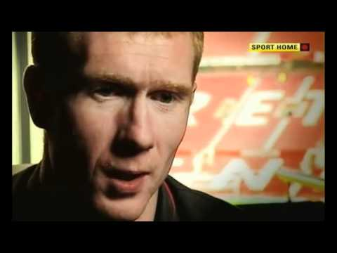 Paul Scholes interview