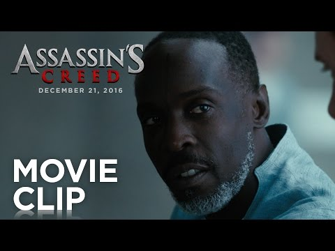 "Assassin's Creed | ""Cafeteria"" Clip [HD] | 20th Century FOX"