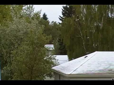 June 5, 2009 - Calgary Rain/Snow Event