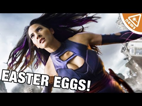 Super Bowl Trailers Easter Eggs! (Nerdist News w/ Jessica Chobot)