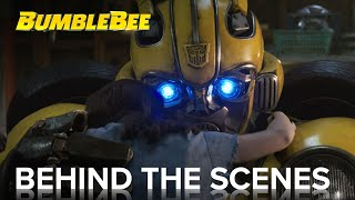 BUMBLEBEE | Storyboards | Official Behind the Scenes
