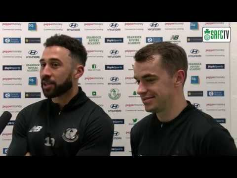Roberto Lopes & Sean Kavanagh Post Match Interview v Waterford - 12th April 2019