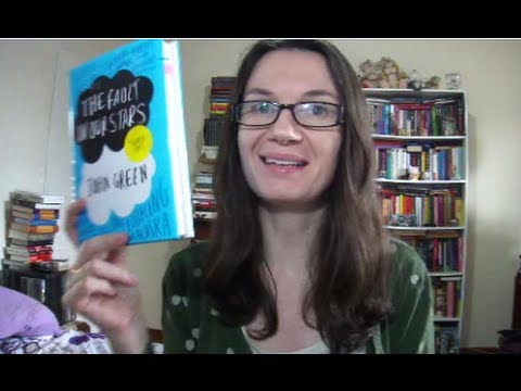 Voc Escolheu #3: The Fault in Our Stars (John Green) - ou 