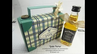 Luggage Style Gift Box for Miniature Shots