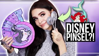 OMG! DISNEY Pinsel?! 👀Top oder Flop?! (ft. Dose Of Colors Desi x Katy)