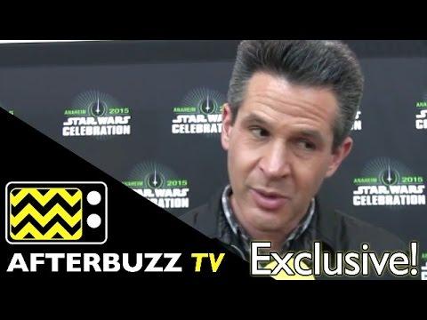 Simon Kinberg @ The Star Wars Rebels Season 2 Premiere | AfterBuzz TV