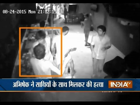 Gurgaon Pub Shootout: Watch Brawl Inside Pub Caught on CCTV - India TV
