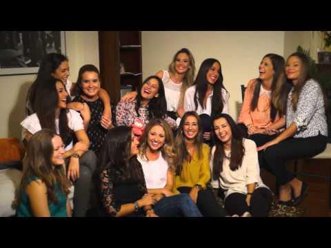 Video Despedida Corte de Honor y Fallera Mayor de Valencia 2014