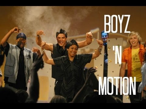 Boys N' Motion (Audio)