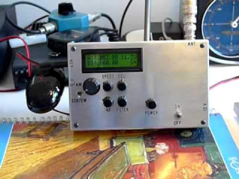 BlueCoolRadio BCR-5 band QRP HF RTX