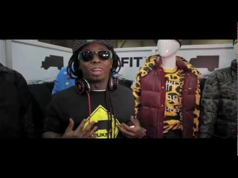Lil Wayne at the 1 OAK Las Vegas TRUKFIT Official Magic Party on 8/20/2012