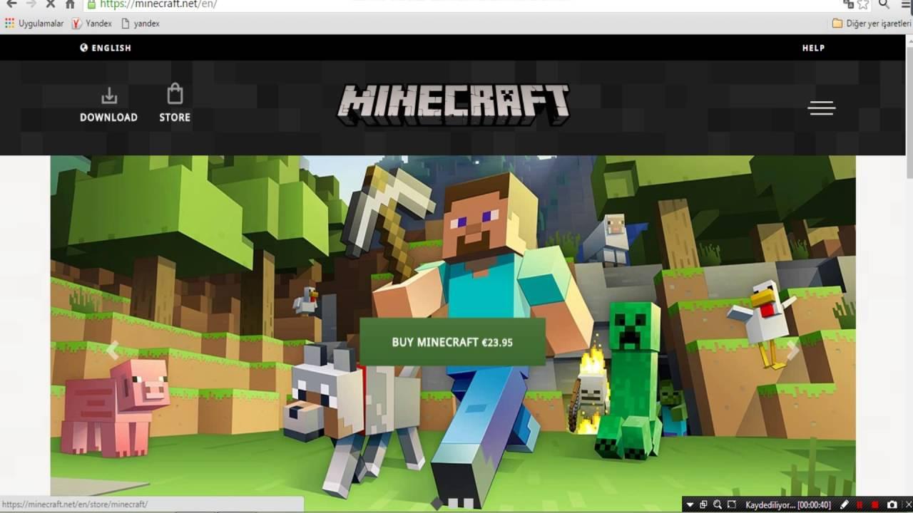 как скачать minecraft видео на телефон