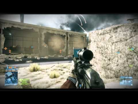 【BF3】Operation Firestorm【AK74】