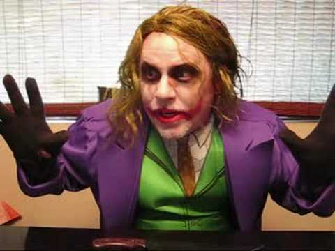 TONY SOPRANO meets THE JOKER (NSFW) Video