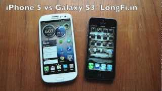 iPhone 5 vs Galaxy S3 Call Quality Test on AT&T
