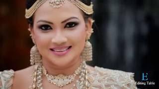 Sri Lankan Wedding Cinematography ~ Dilini & Chinthana ~ Wedding Highlights ~ Editing Table