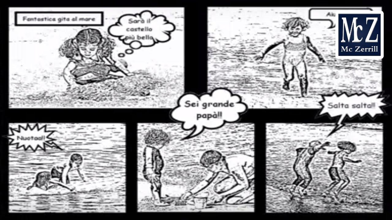 how to create a comic