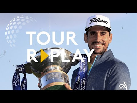 Final Day Broadcast | Rafa Cabrera Bello wins the 2017 Scottish Open | Tour Replay