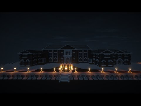 Строим красивый дом в майнкрафт  часть 4 конец!