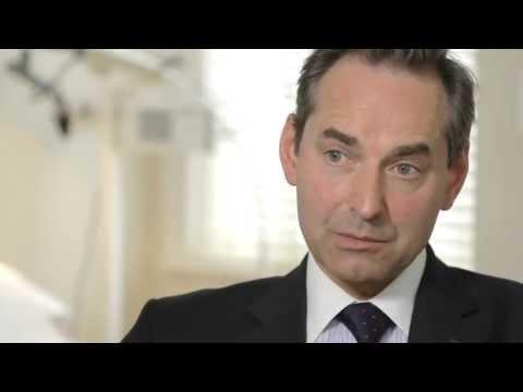 Consultant Urologist Mr Laurence Stewart
