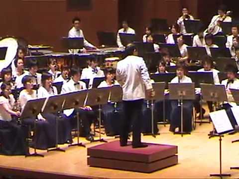 吹奏楽のための「Godzilla」- 1.Fantasy