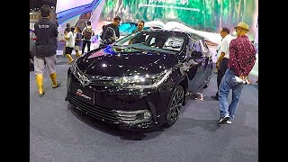 New 2018 Sedan Corolla Altis ESport