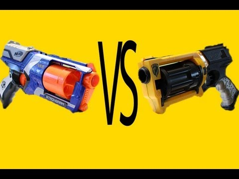strongarm vs maverick shootout youtube
