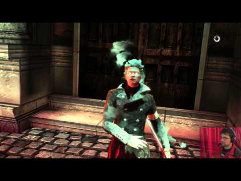 DmC: Devil May Cry . Vergil's Downfall ( Jugando ) ( Parte 4 ) ( Final ) En Español por Vardoc