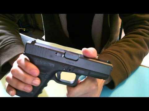 Glock 23 Gen 4 Pro