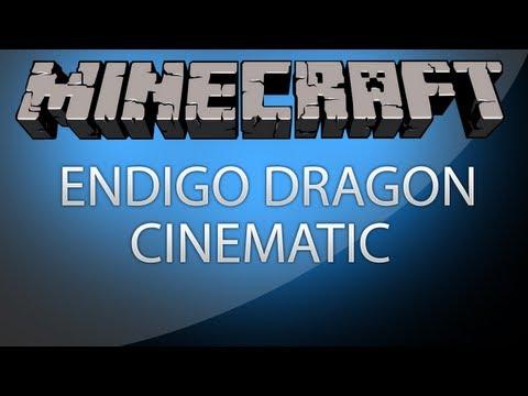 Minecraft Cinematic- Endigo Dragon