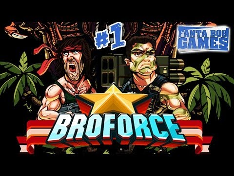 Fanta et Bob - BROFORCE - Ep.1 - [Brototype]