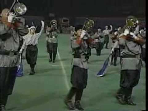 Colonel Richardson High School Marching Band 1994