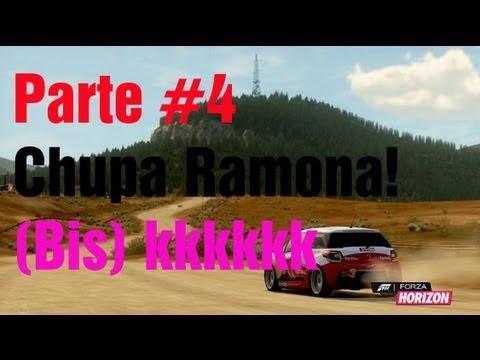 Forza Horizon Gameplay: Chupa Ramona Parte 2