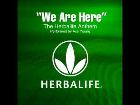 Ace Young- We Are Here (herbalife Anthem) [english Remix] video