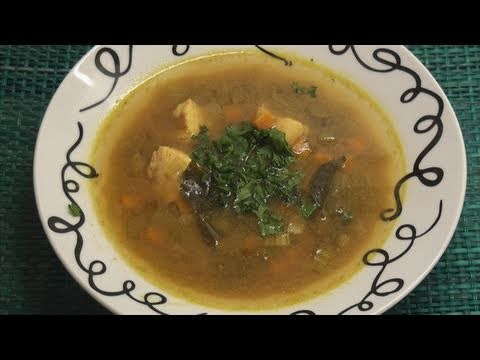 Mulligatawny Soup (Low Fat)