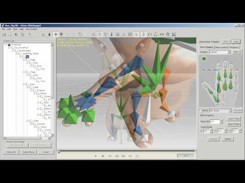 3DXchange5 Tutorial – Importing Custom Bone Rig Characters into iClone